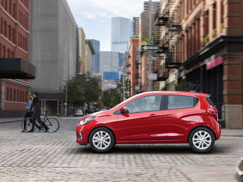 2016 Chevrolet Spark LT Road Test and Review