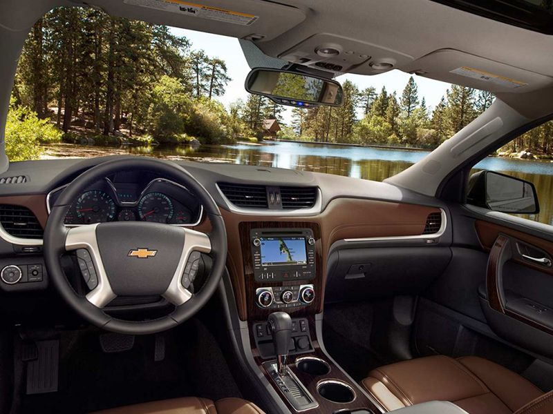 2017 chevrolet traverse road test and review. Black Bedroom Furniture Sets. Home Design Ideas