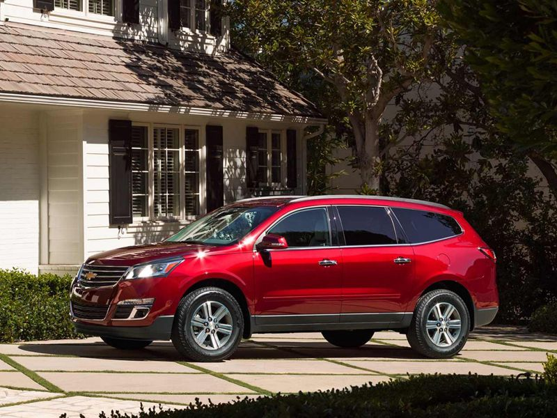 2017 chevrolet traverse road test and review. Cars Review. Best American Auto & Cars Review