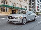 2017 Buick LaCrosse on road