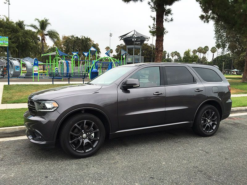 2016 Dodge Durango RT Road Test and Review