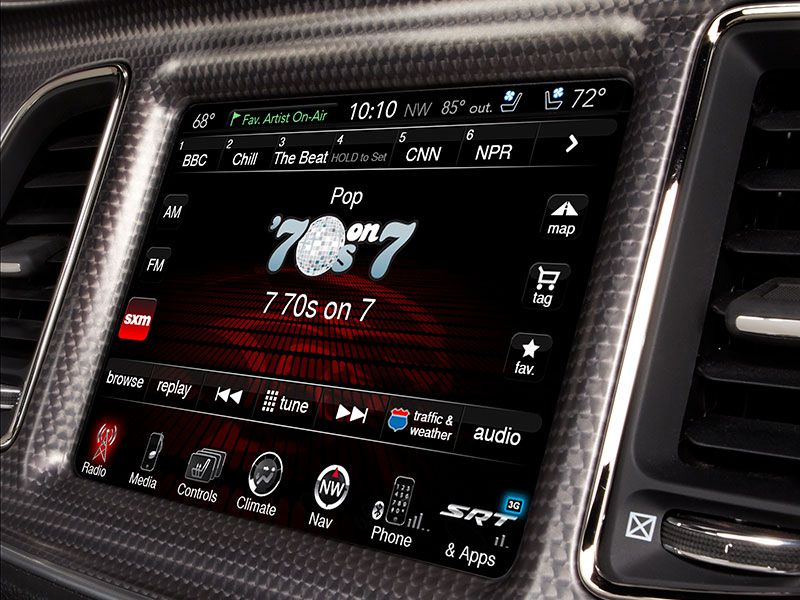 10 Best Cars, SUVs and Trucks with Satellite Radio
