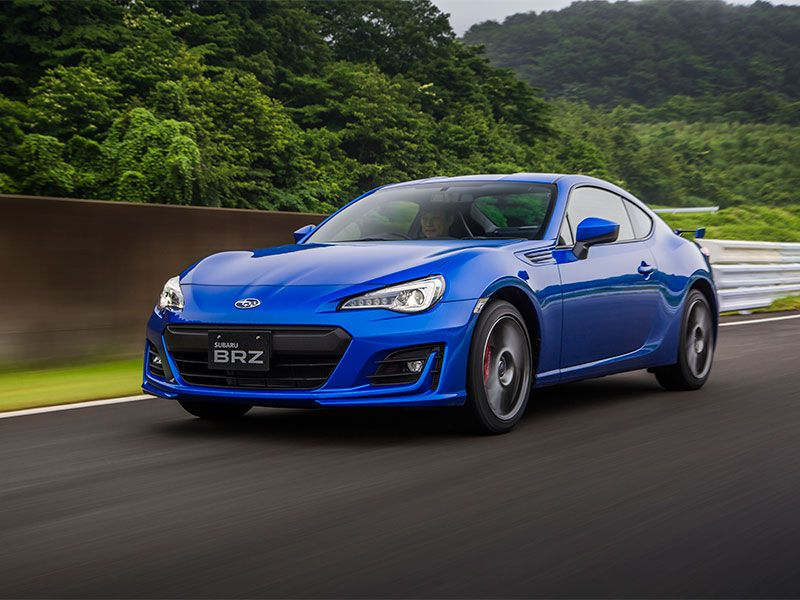 2017 Subaru BRZ Road Test and Review