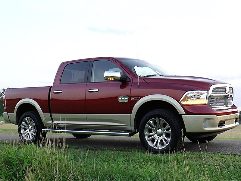 2016 RAM 1500 Road Test and Review