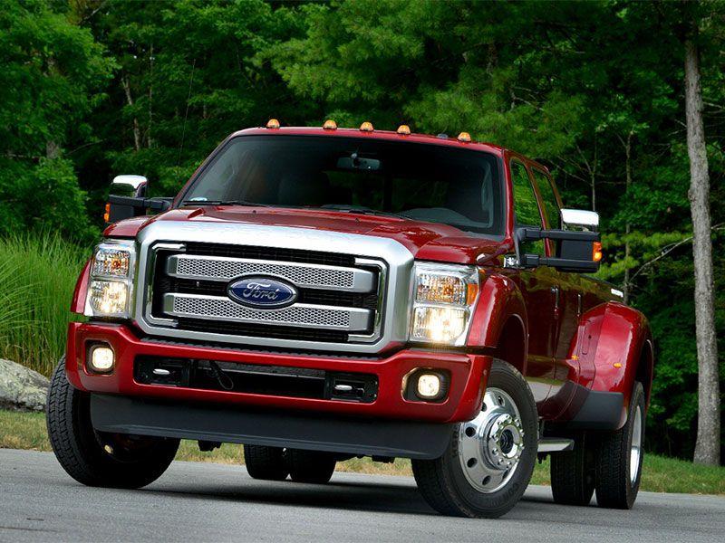 10 Best Used Heavy Duty Trucks | Autobytel.com