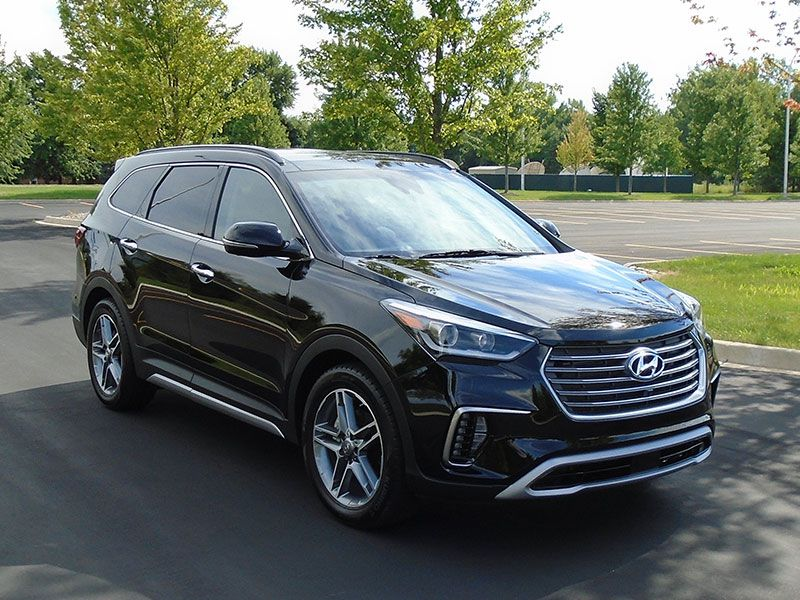 2017 Hyundai Santa Fe Limited Ultimate Road Test and Review