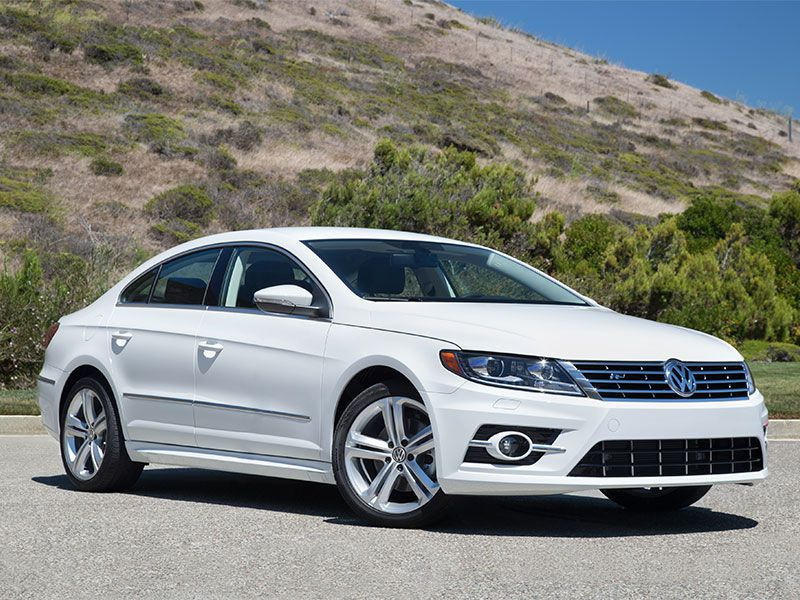 2016 Volkswagen CC Road Test and Review