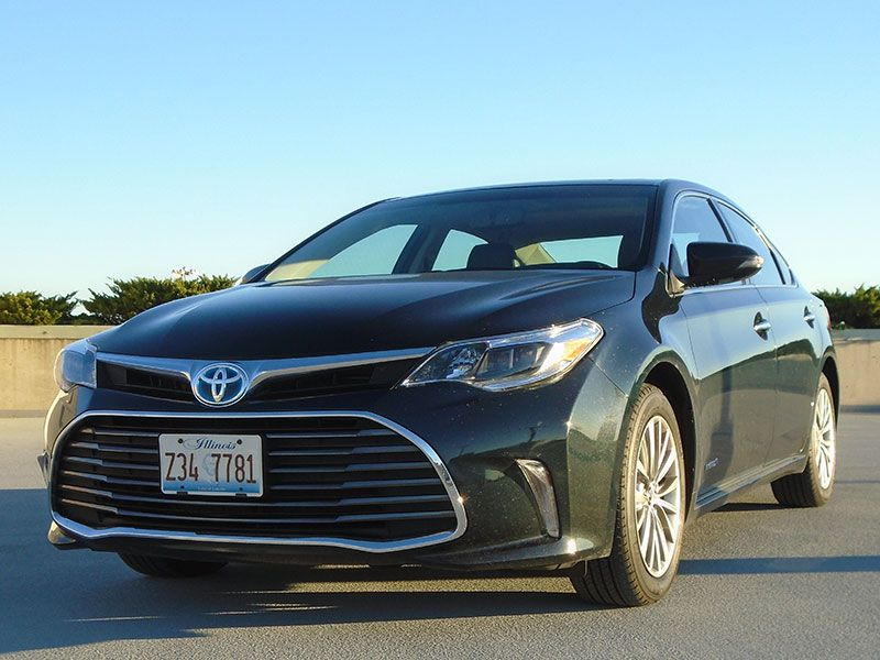 2016 toyota avalon hybrid limited road test and review. Black Bedroom Furniture Sets. Home Design Ideas