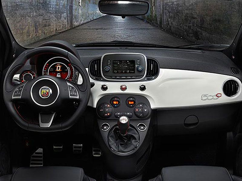 2016 Fiat 500 Abarth Road Test And Review Autobytel Com