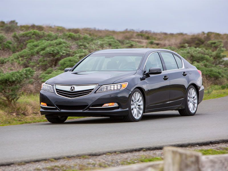 Acura Commercial Song >> 10 Top Rated Luxury Cars | Autobytel.com