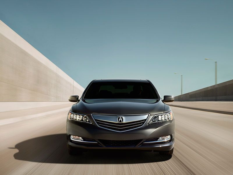 2016 Acura RLX Road Test and Review