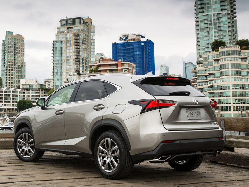2016 Lexus NX 200t Road Test and Review