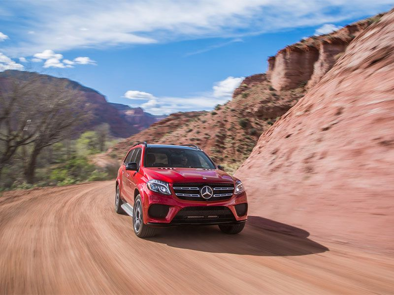Top 10 AWD Luxury SUVs