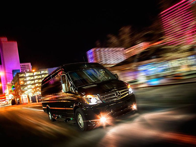 10 Awesome Mercedes-Benz Sprinter Van Conversions