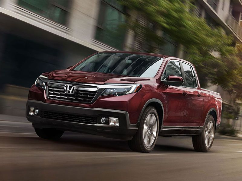 10 trucks with largest payloads for 2017 honda ridgeline configurations