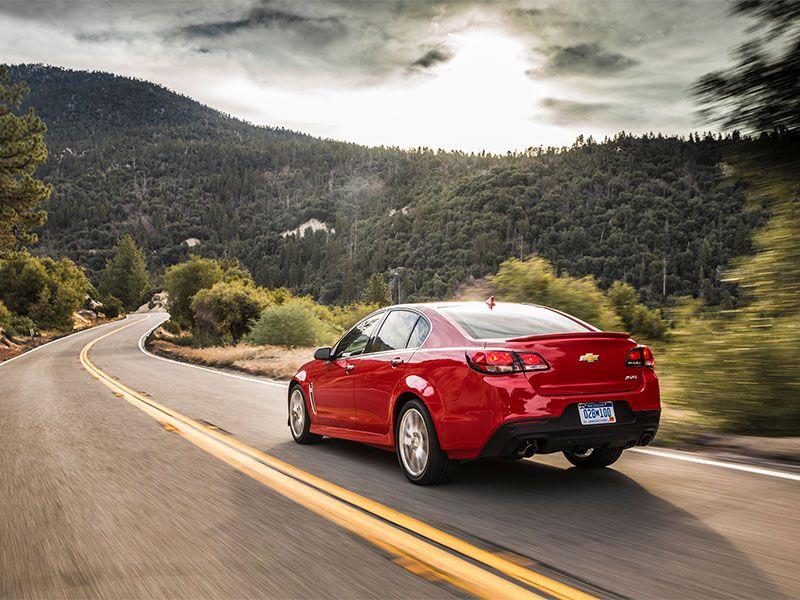 10 Fastest Sedans Under $50k