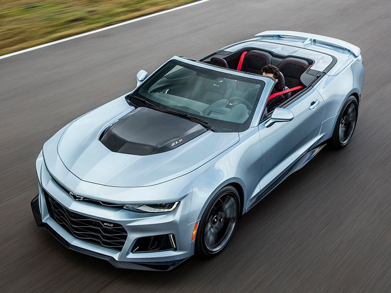 10 Best Convertibles With A Back Seat Autobytel Com