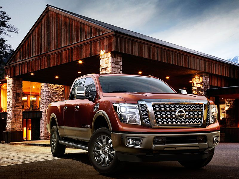 2016 Nissan Titan XD Road Test and Review