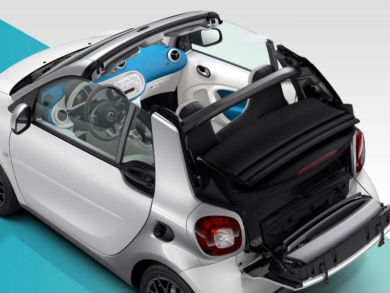 Smart Car Cabriolet Review