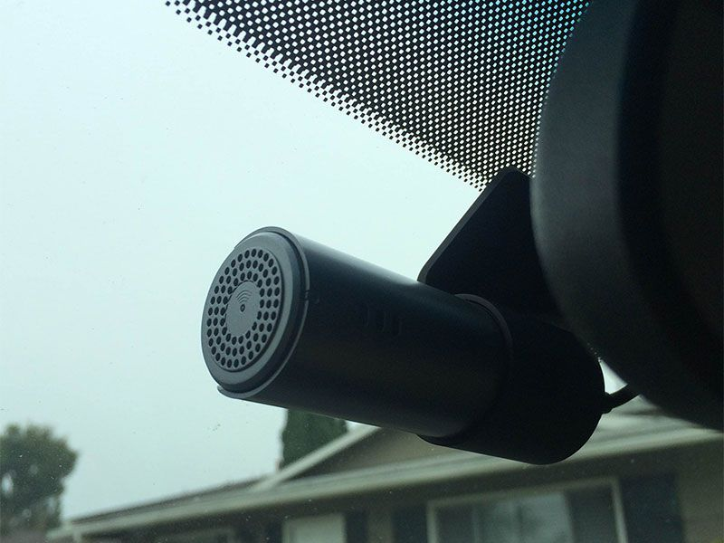 In-Car Accessory Review: The GoLuk Dashcam T1