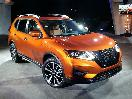 2017 Nissan Rogue front exterior by Ron Sessions
