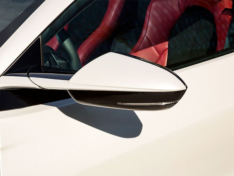 10 Cars with Heated Side Mirrors