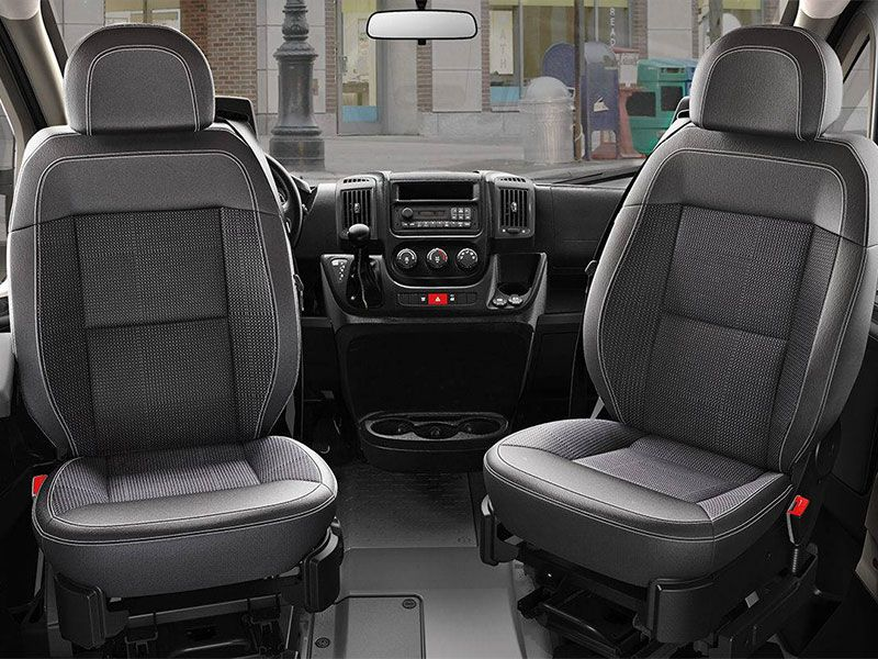 2017 Ram Promaster 2500 Road Test And Review Autobytel Com