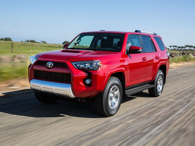 10 SUVs with the Best Resale Value