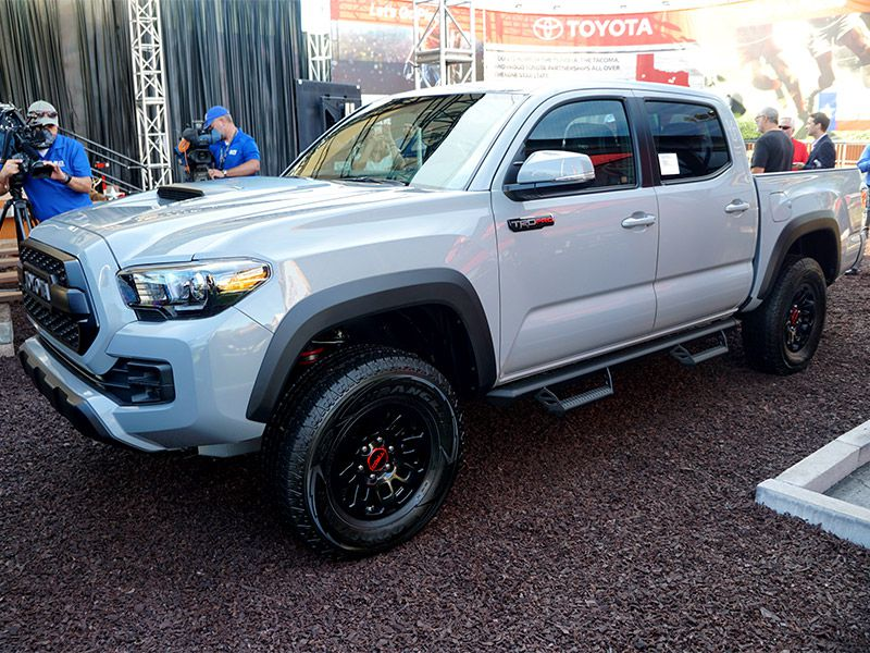 10 Best Trucks at the 2016 Texas State Fair