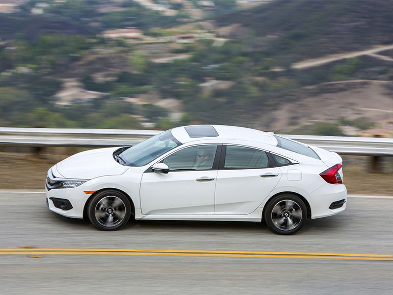 2017 Honda Civic: Pros and Cons
