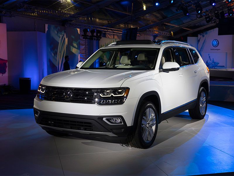 10 Things You Should Know About the Volkswagen Atlas
