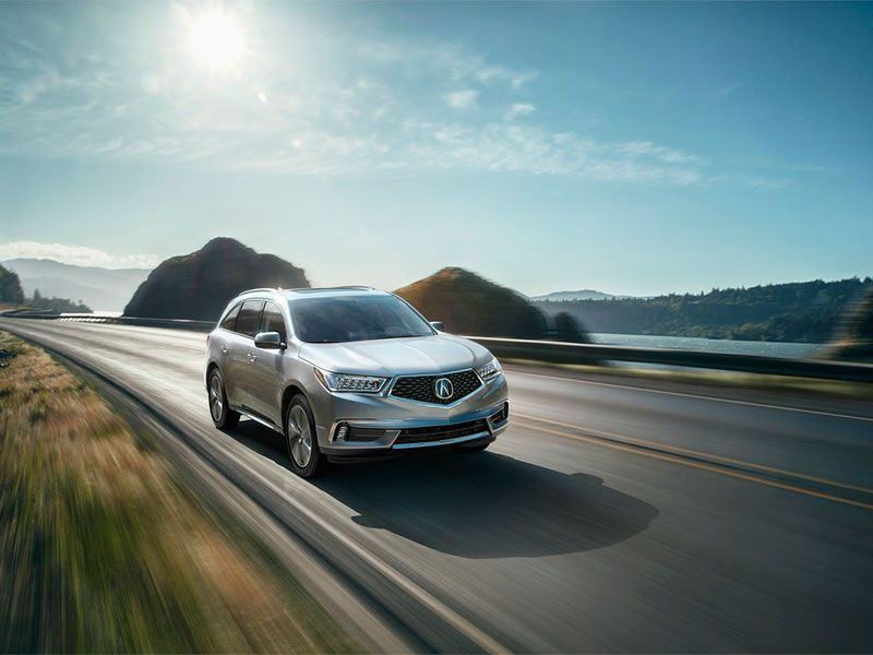 2017 Acura MDX Road Test and Review