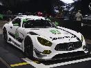 Mercedes AMG GT3 at LA Auto Show