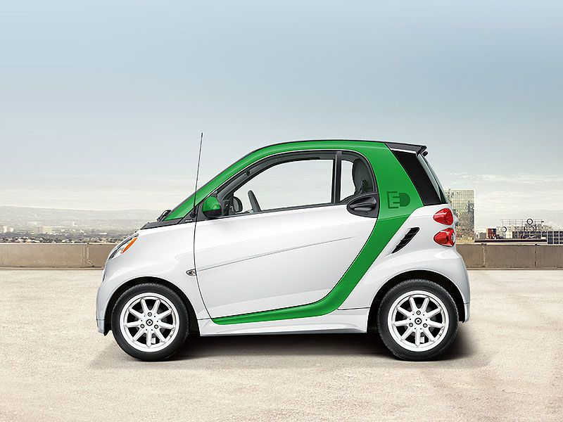 2017 Smart Fortwo Electric Drive Road Test and Review