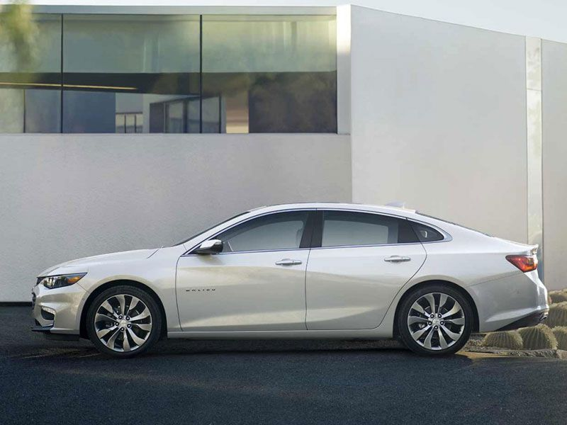 2017 Chevrolet Malibu Premiere Road Test and Review