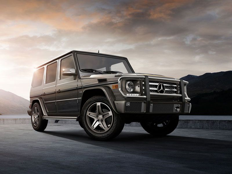 10 most reliable luxury suvs for Expensive mercedes benz suv