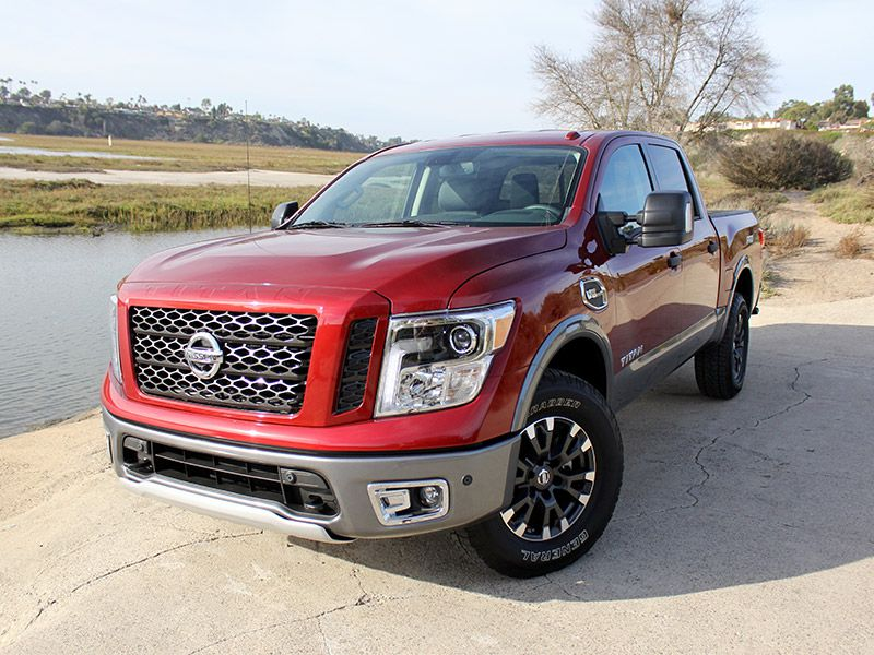 2017 Nissan Titan XD Road Test and Review