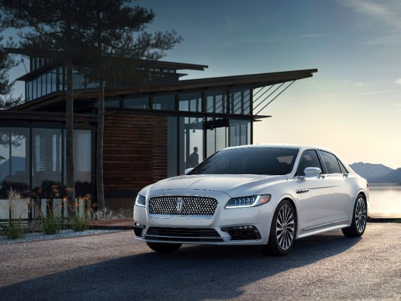 2017 Lincoln Continental Road Test and Review
