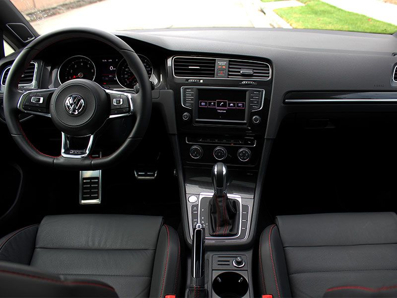 2017 Volkswagen Golf Gti Road Test And Review Autobytel Com