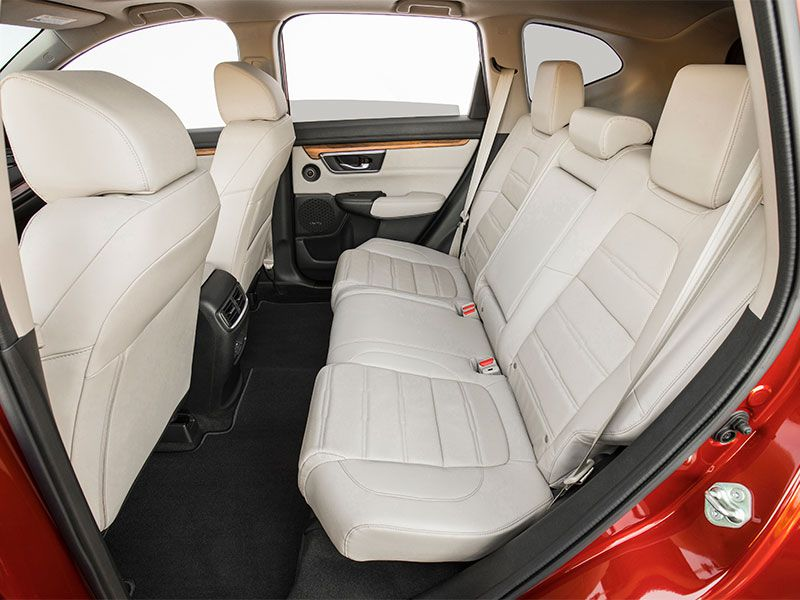 honda cr  road test  review autobytelcom