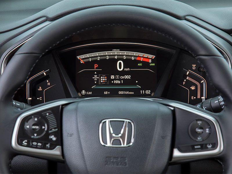2017 Honda Cr V Road Test And Review Autobytel Com