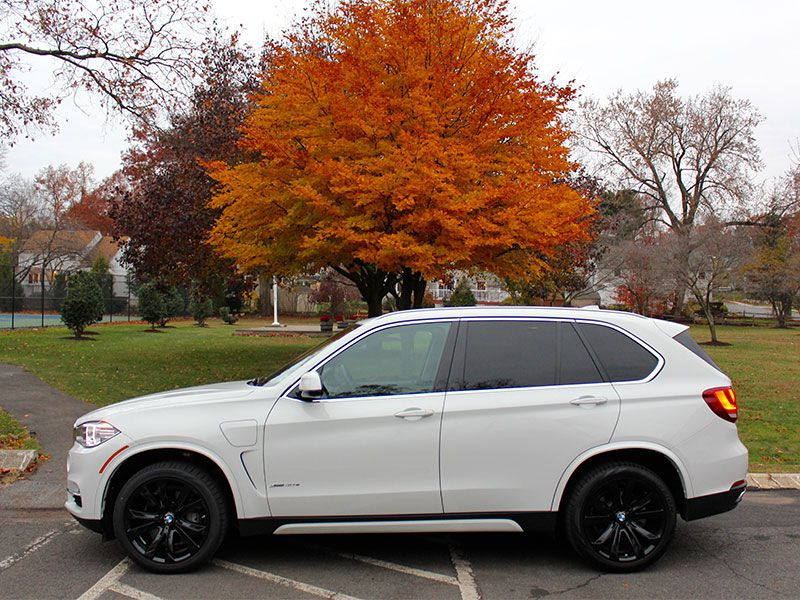 2017 BMW X5 xDrive40e Road Test and Review