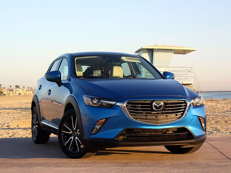 2017 Mazda CX-3 Road Test and Review