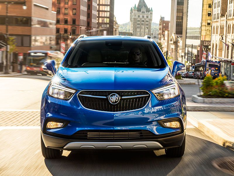 2017 Buick Encore Road Test And Review