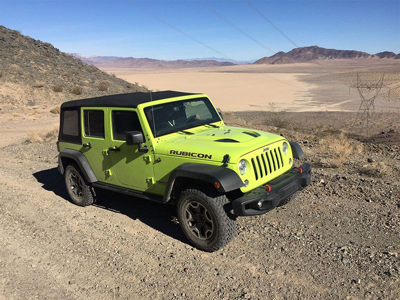 jeep wrangler unlimited rubicon pros and cons autobytel com 2015 jeep ...