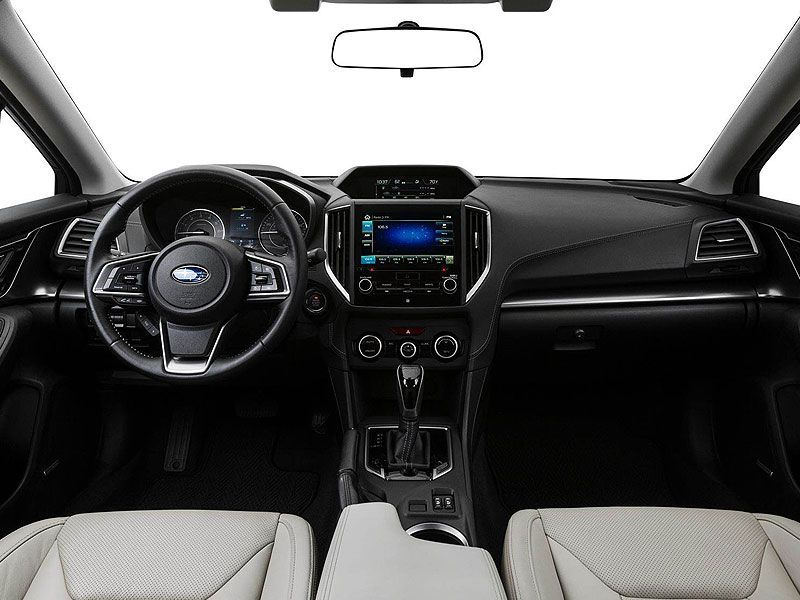 2017 Subaru Impreza Road Test And Review