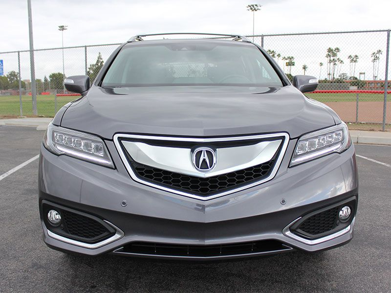 2017 acura rdx road test and review autobytelcom