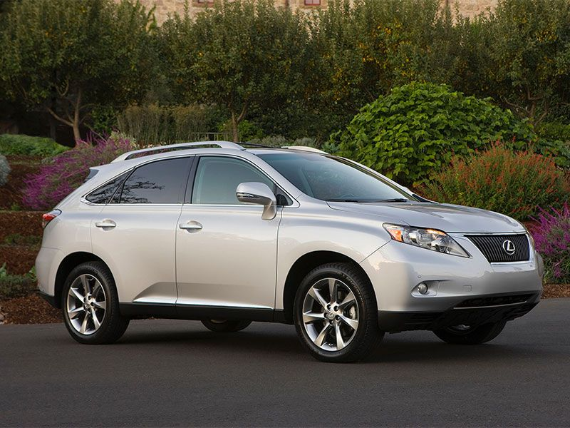 10 Best Used SUVs Under $25,000