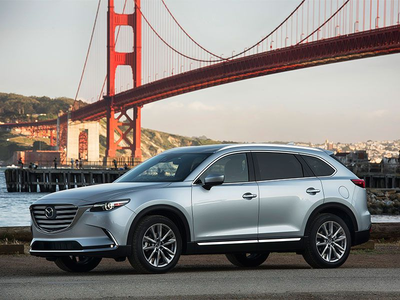 10 Reasons the 2016 Mazda CX-9 Wins Autobytel Buyer