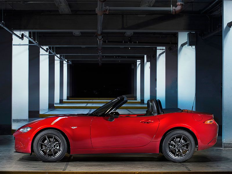 10 Reasons the 2016 Mazda MX-5 Wins Autobytel Buyer